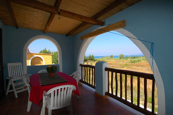 Case in affitto vacanze estive in Calabria