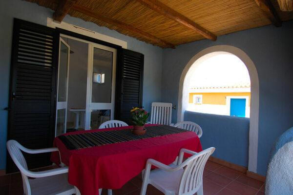 Porta Azzurra appartamenti in affitto a Baia Safò